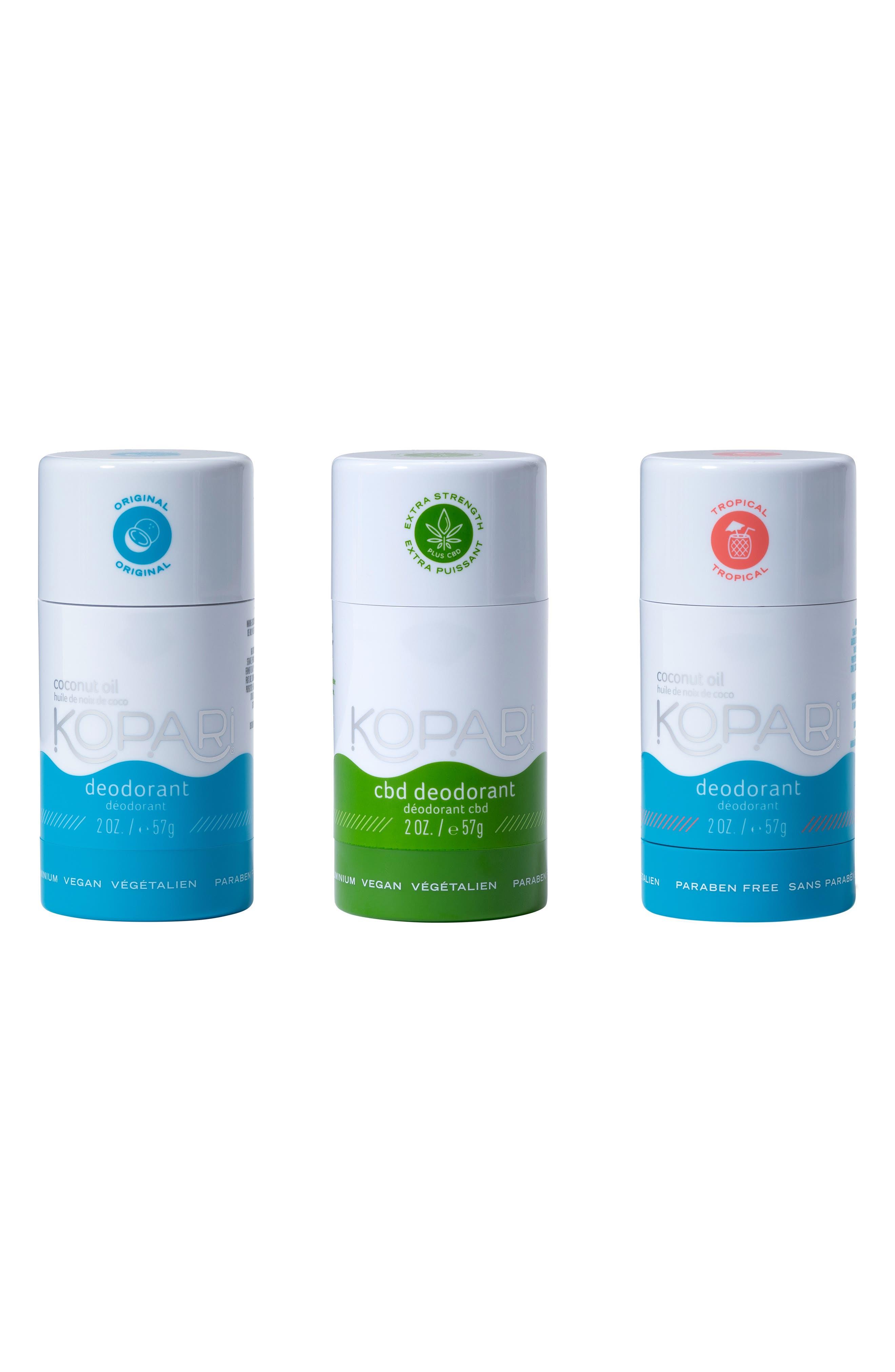 Full Size Coconut Deodorant Set-$46 Value (Nordstrom Exclusive)