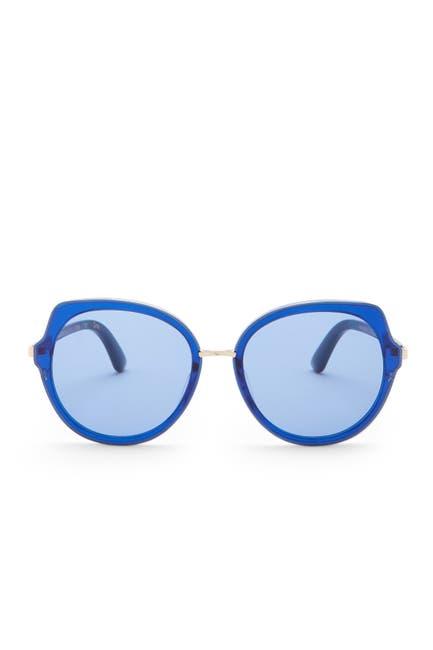 Image of TOMS Lottie 55mm Royal Sunglasses