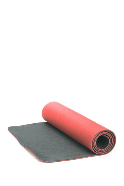 Image of Mindreader 1/4 inch Eco Friendly Non Slip Fitness Exercise Mat