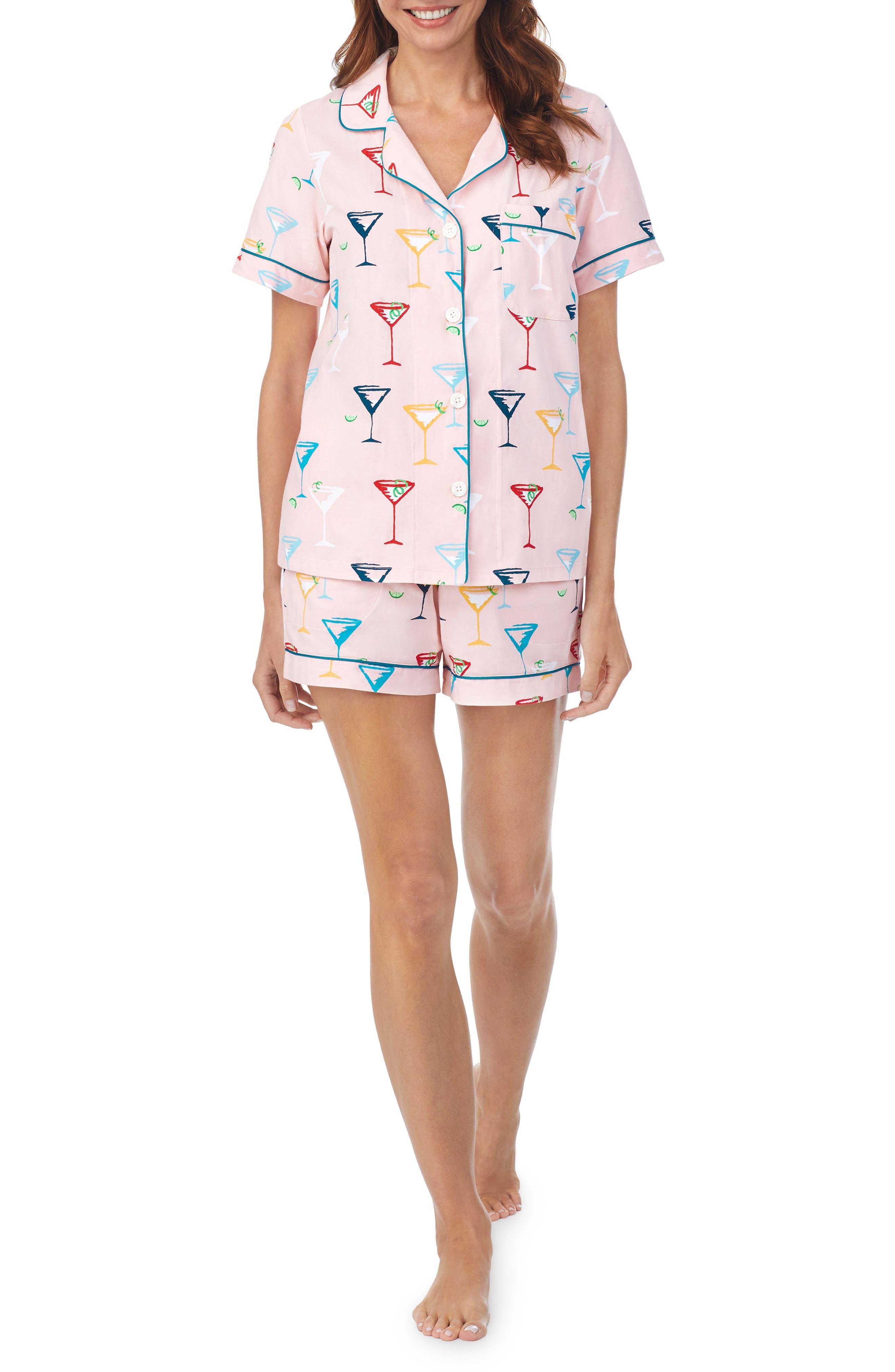 Print Short Pajamas