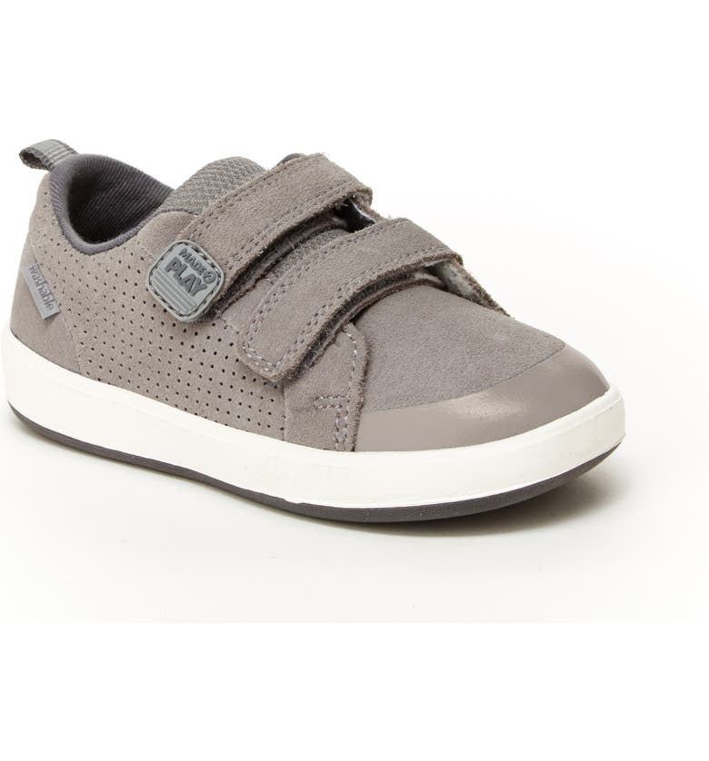STRIDE RITE Made 2 Play<sup>®</sup> Sneaker, Main, color, GREY