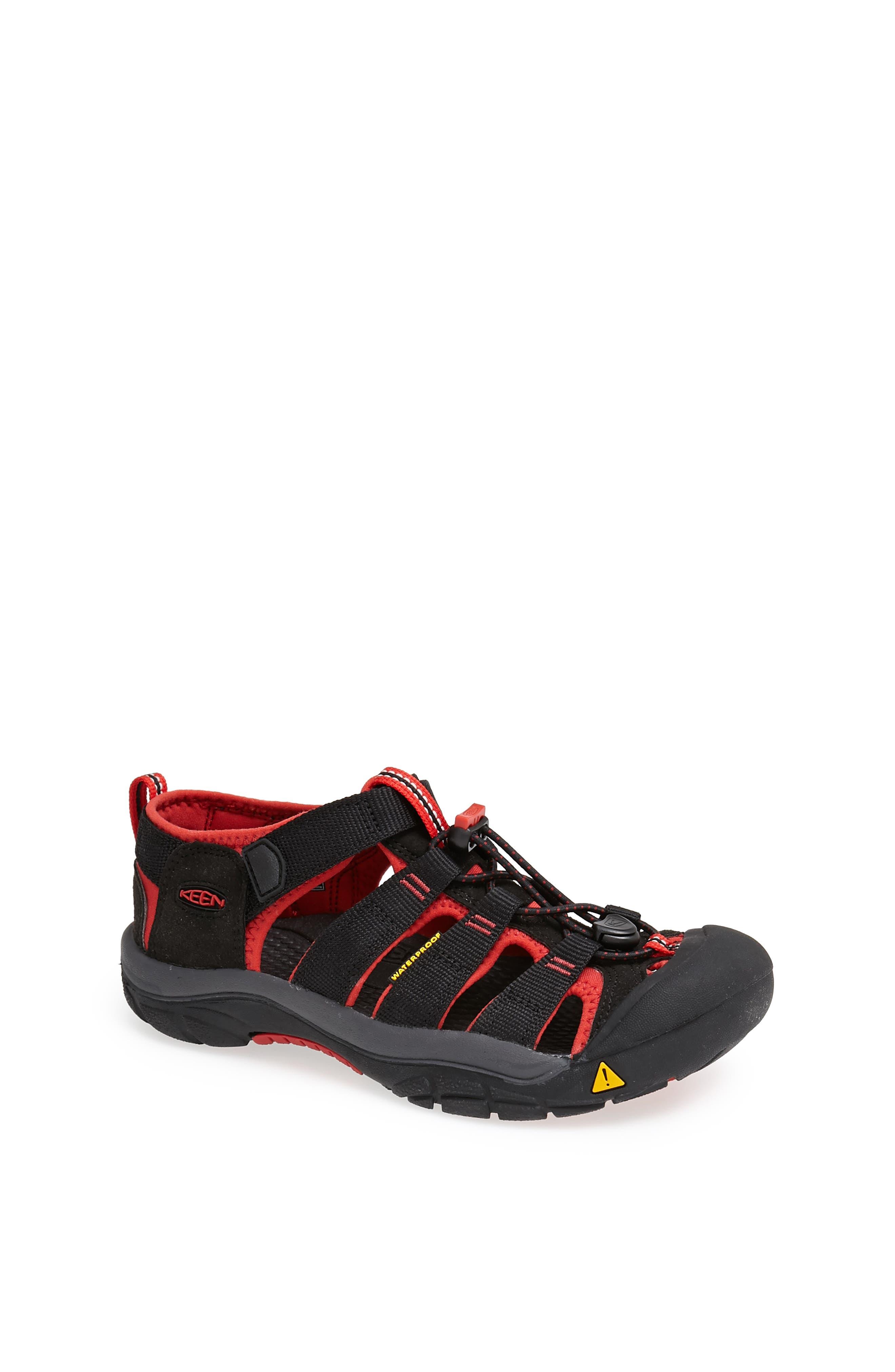 ,                             'Newport H2' Water Friendly Sandal,                             Main thumbnail 243, color,                             003