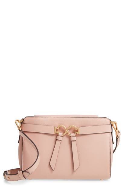 Kate Spade Crossbody MEDIUM TOUJOURS CROSSBODY BAG - PINK