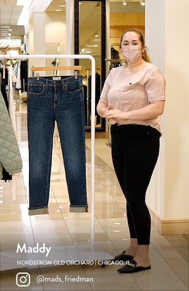 Women's The Slim Boyfriend Jeana, sales video thumbnail