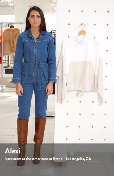 City Girl Quarter Zip Pullover, sales video thumbnail