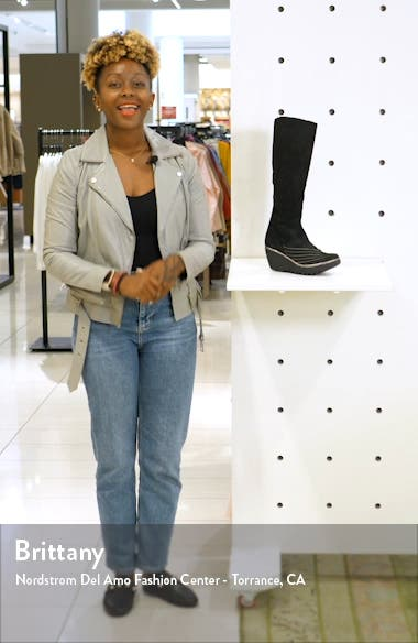 Yuli Tall Boot, sales video thumbnail