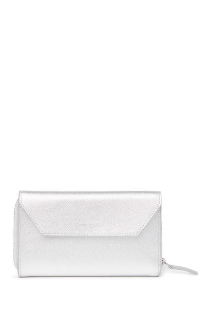 Image of Lancaster Paris Adele Continental Leather Wallet