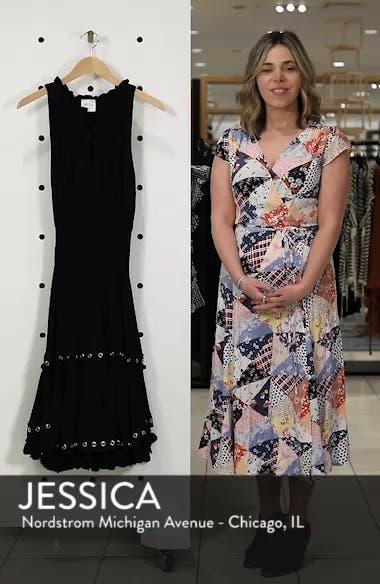 Zelda Sleeveless Midi Dress, sales video thumbnail
