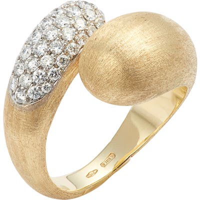 Marco Bicego Lucia Diamond Wraparound Ring