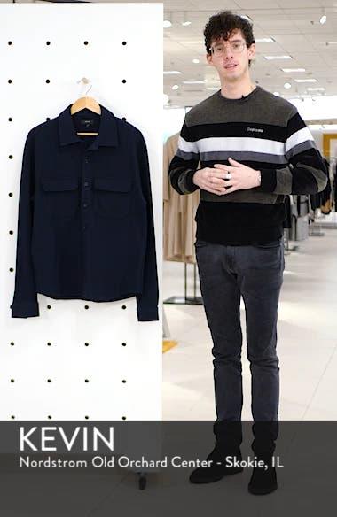 Slim Fit Shirt Jacket, sales video thumbnail