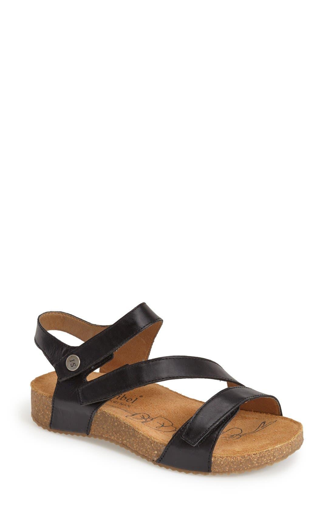 'Tonga' Leather Sandal