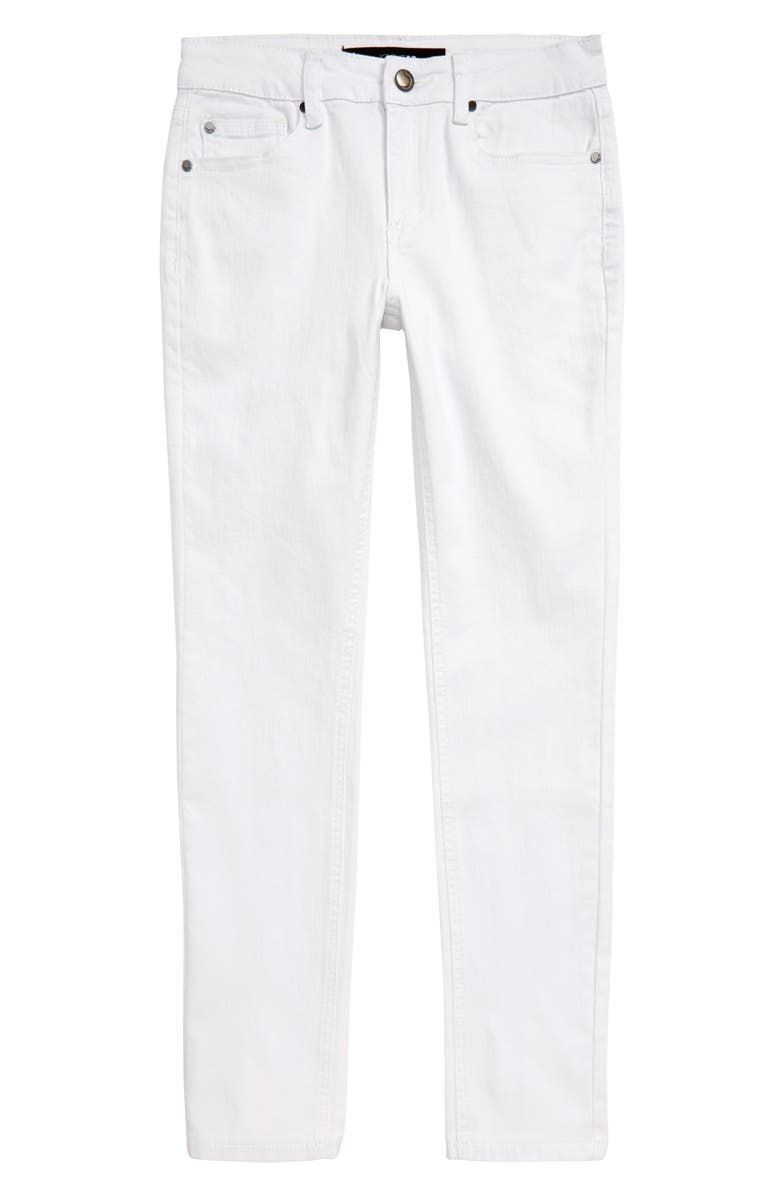 JOE'S Rad Fit Stretch Jeans, Main, color, WHITE