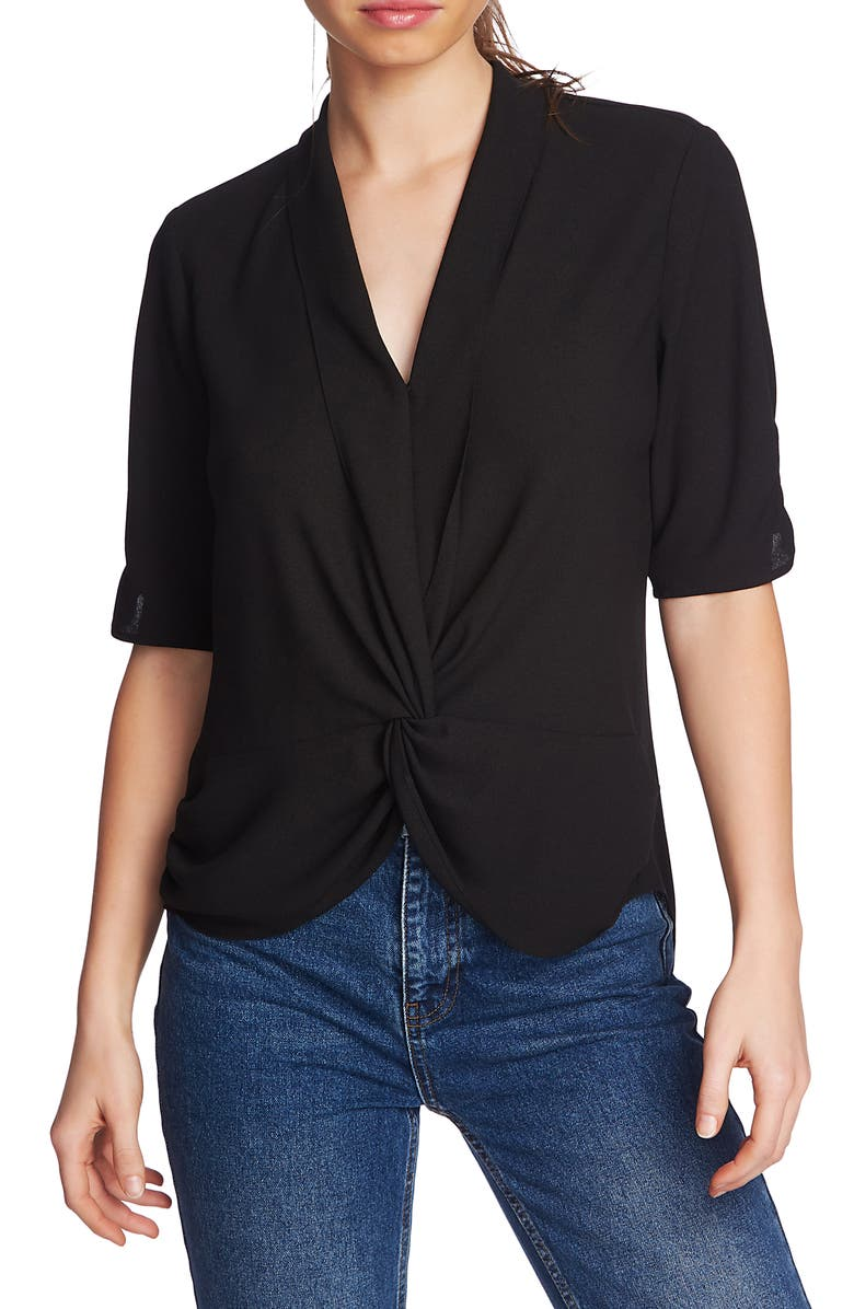 Twist Front Blouse by 1.State