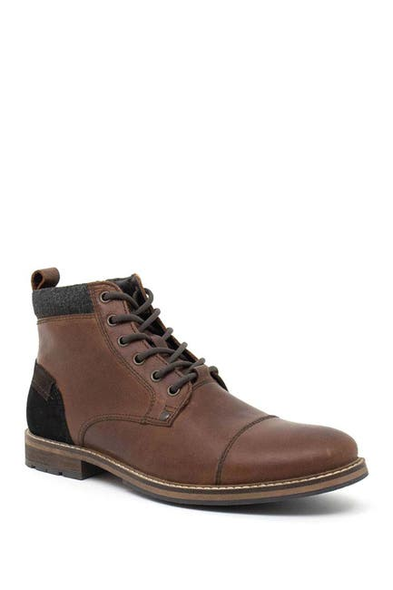 Image of Crevo Herc Stock Suede Leather Boot