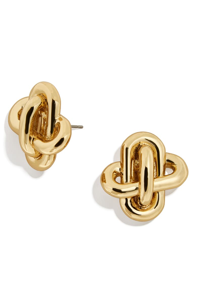 BAUBLEBAR Starboard Button Stud Earrings, Main, color, 710