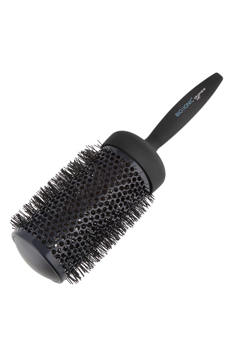 BIO IONIC 65mm GrapheneMX Thermal Styling Brush, Main, color, NO COLOR