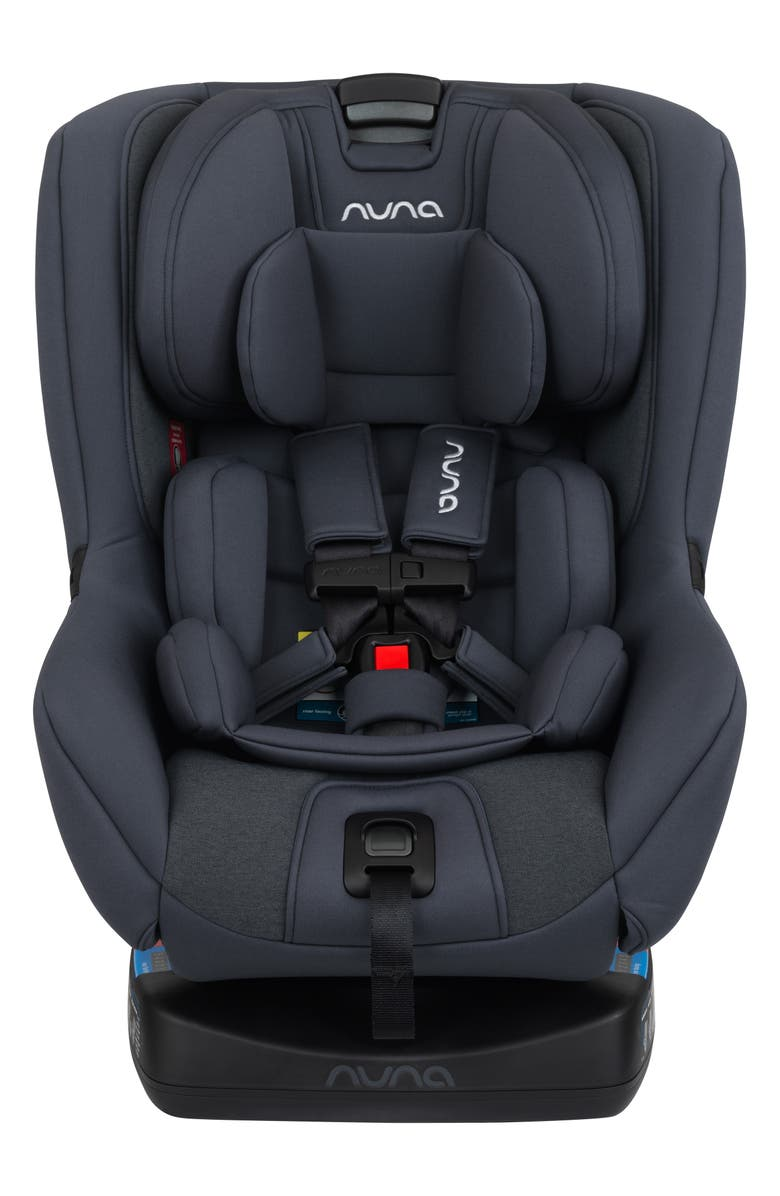 NUNA RAVA<sup>™</sup> Flame Retardant Free Convertible Car Seat, Main, color, LAKE