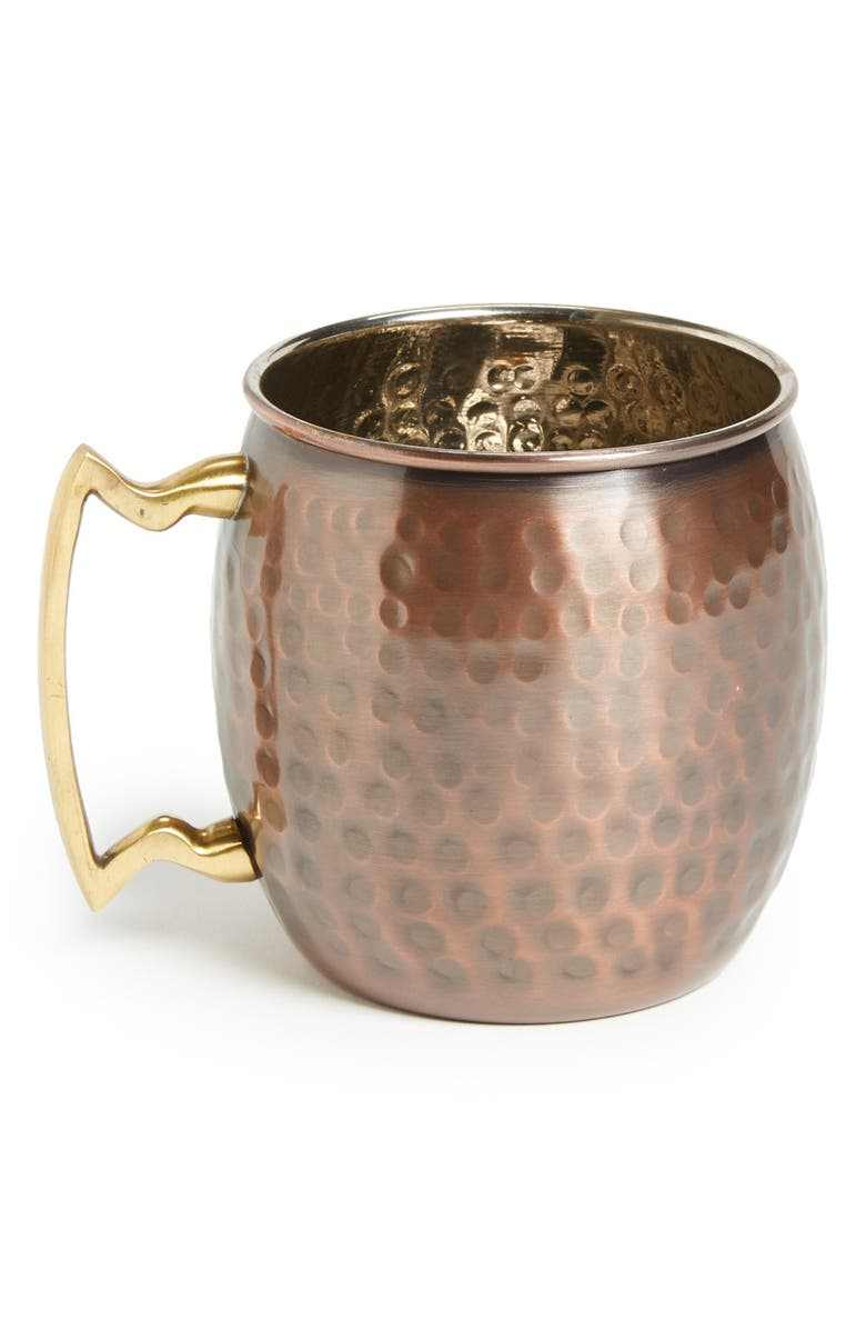 10 STRAWBERRY STREET Copper Mug, Main, color, 200