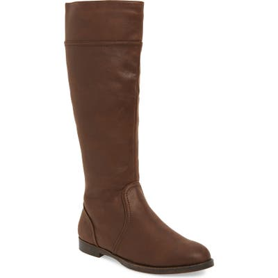 Bella Vita Rebecca Ii Knee High Boot, WW - Brown
