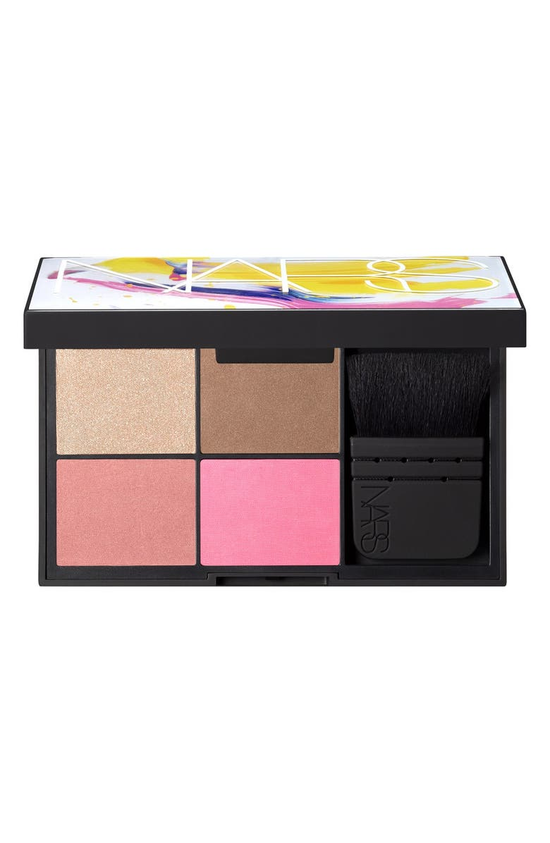 NARS 'Blame it on NARS' Cheek Palette, Main, color, 650