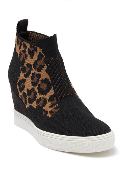 Image of MIA Stretch Wedge Heel Sneaker