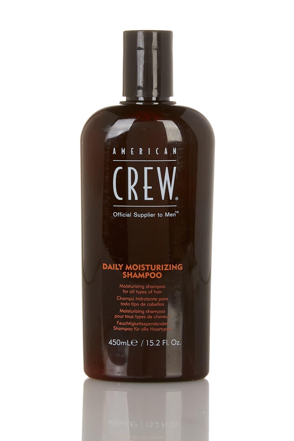 Image of American Crew Daily Moist Shampoo - 15.2 oz.
