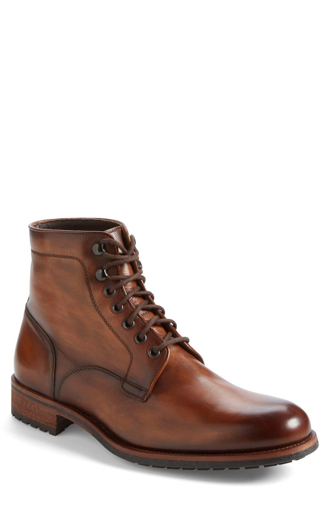 ,                             'Marcelo' Plain Toe Boot,                             Main thumbnail 14, color,                             210
