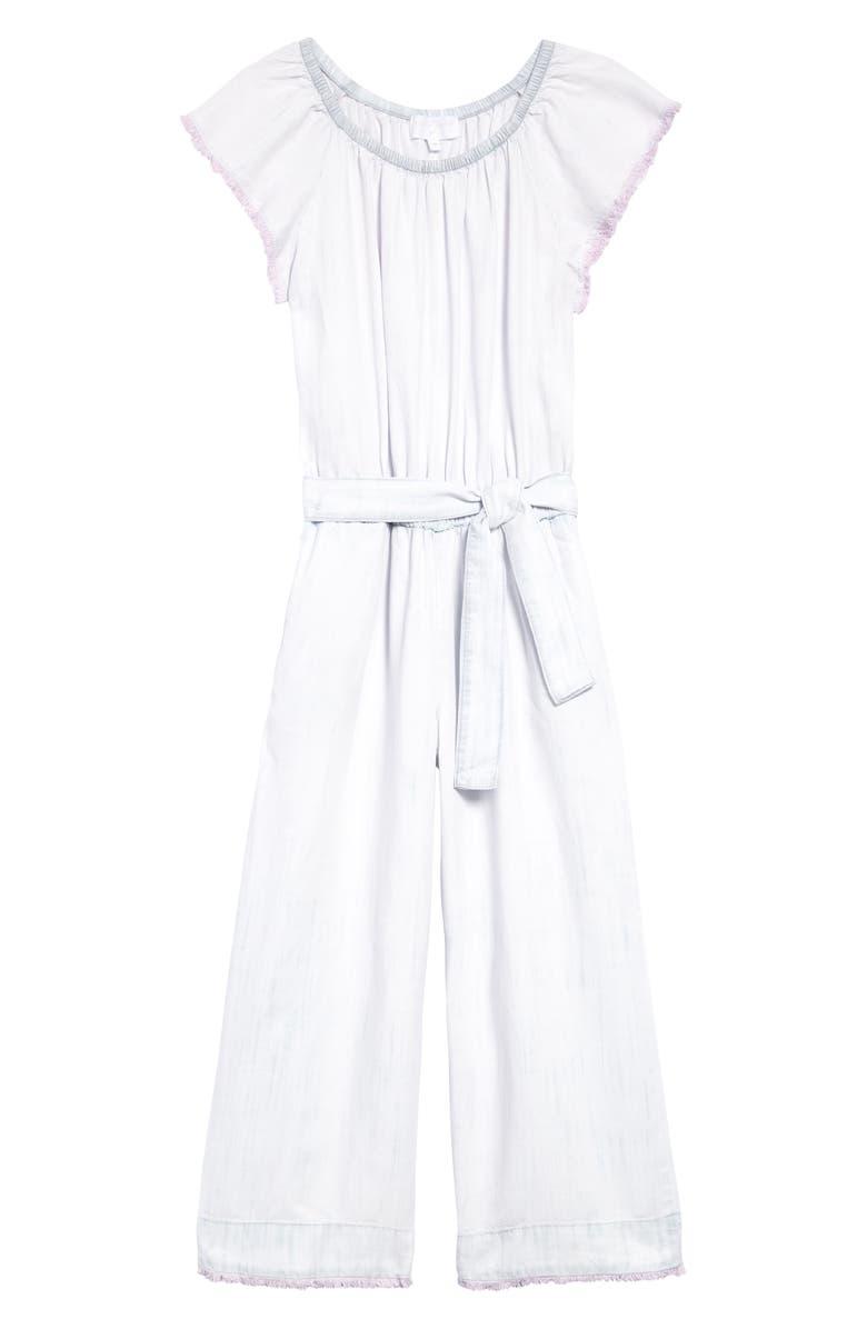 BELLA DAHL Jumpsuit, Main, color, SWEET ROSE