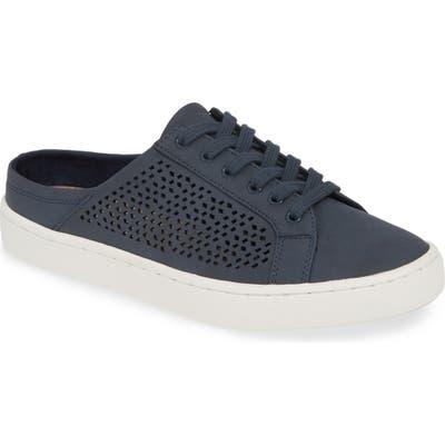 Bella Vita Star Open Back Sneaker, Blue