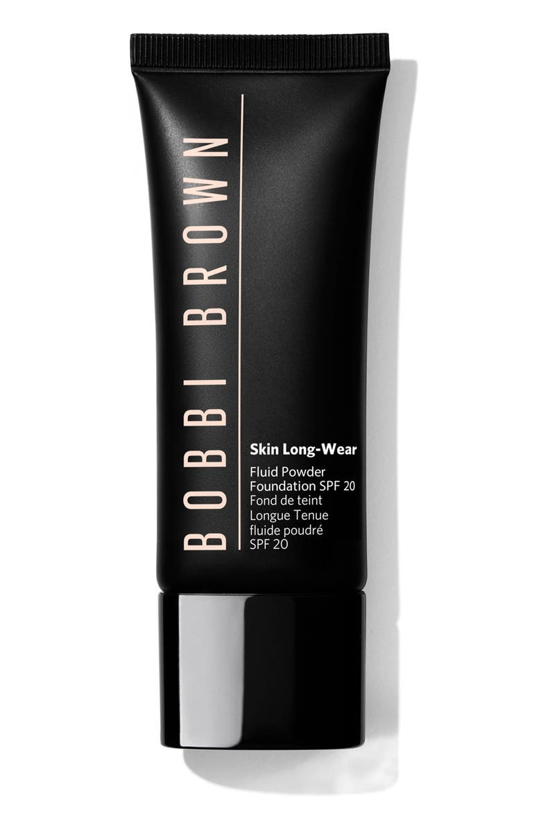 BOBBI BROWN Skin Long-Wear Fluid Powder Foundation SPF 20, Main, color, PORCELAIN