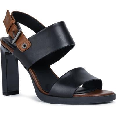 Geox Jenieve 1 Sandal - Black