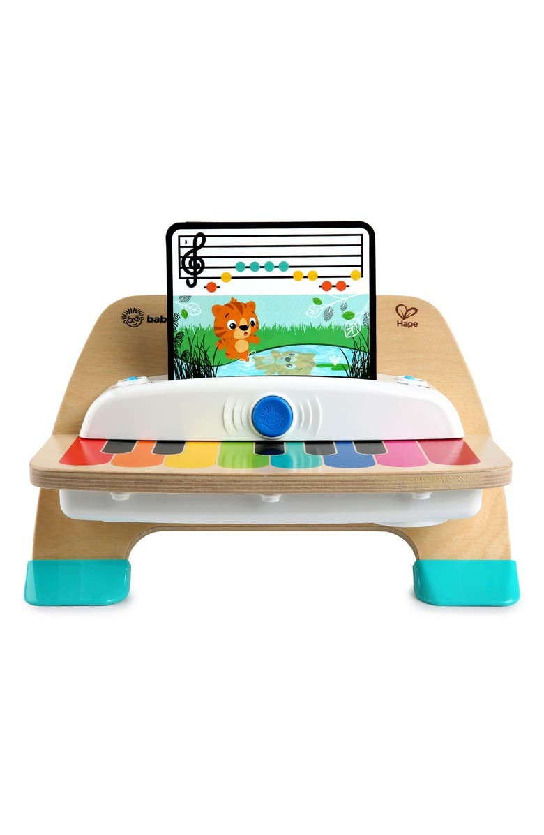 BABY EINSTEIN Hape Magic Touch Piano<sup>™</sup> Musical Toy, Main, color, 400