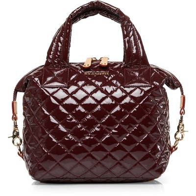 Mz Wallace Small Sutton Bag - Red