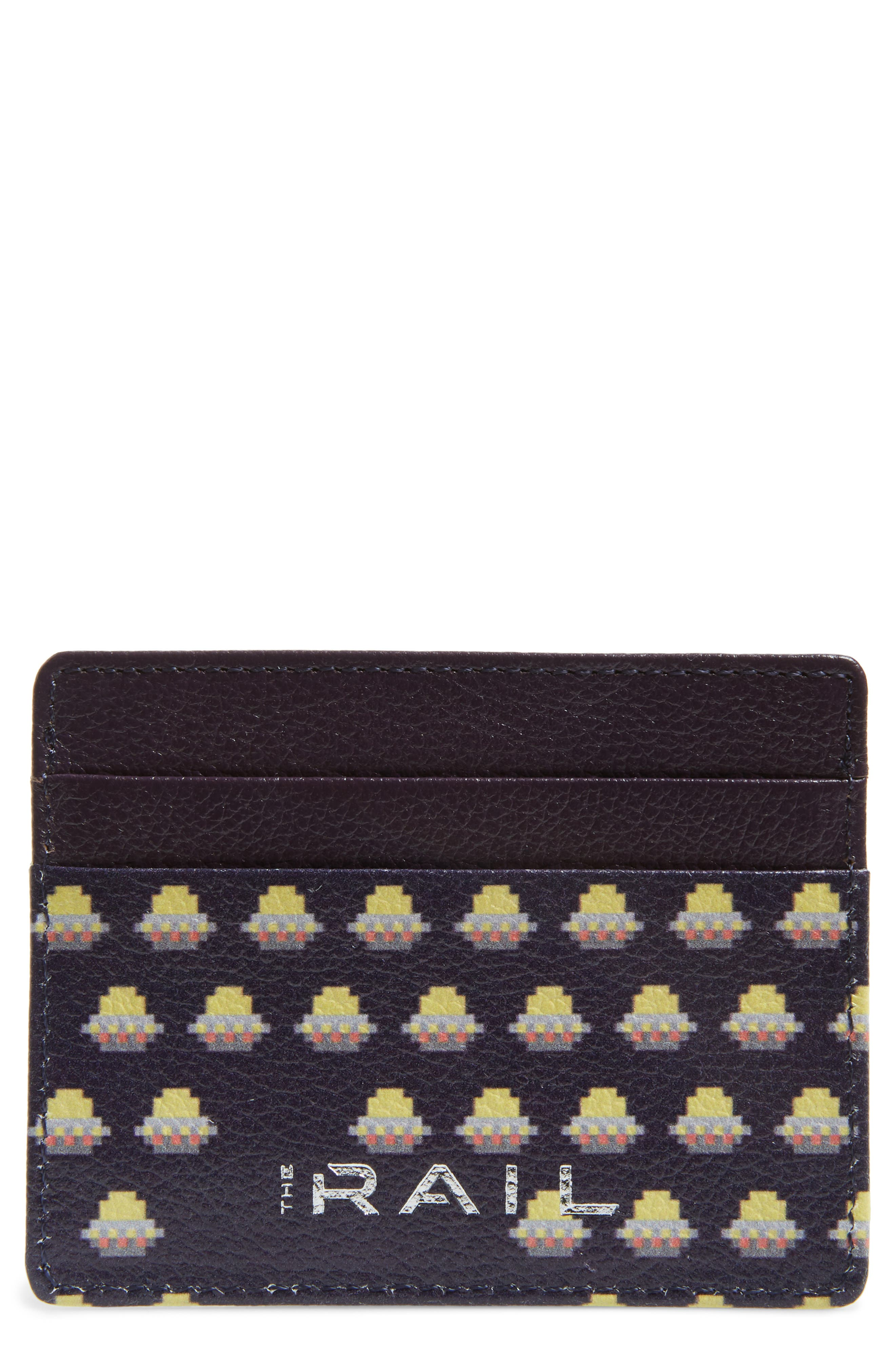,                             Jamie Leather Card Case,                             Main thumbnail 49, color,                             501
