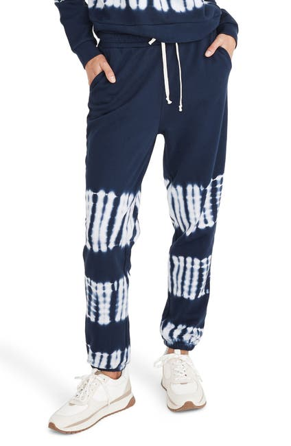 Image of Madewell (Re)sourced Cotton Tie Dye Retro Sweatpants