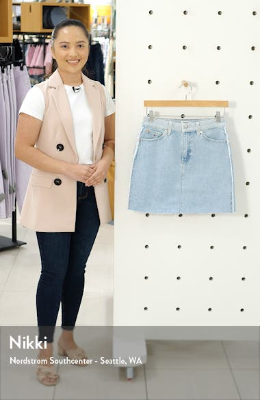 Denim Skirt, sales video thumbnail