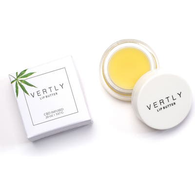 Vertly Cbd Infused Mint Lip Butter
