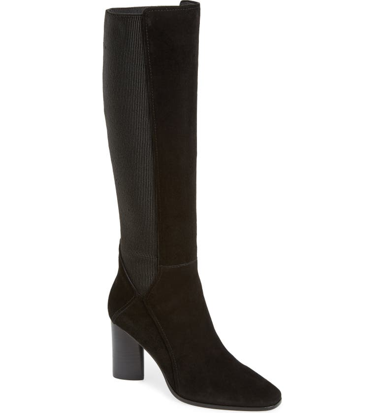 DONALD PLINER Gell Tall Boot, Main, color, 001