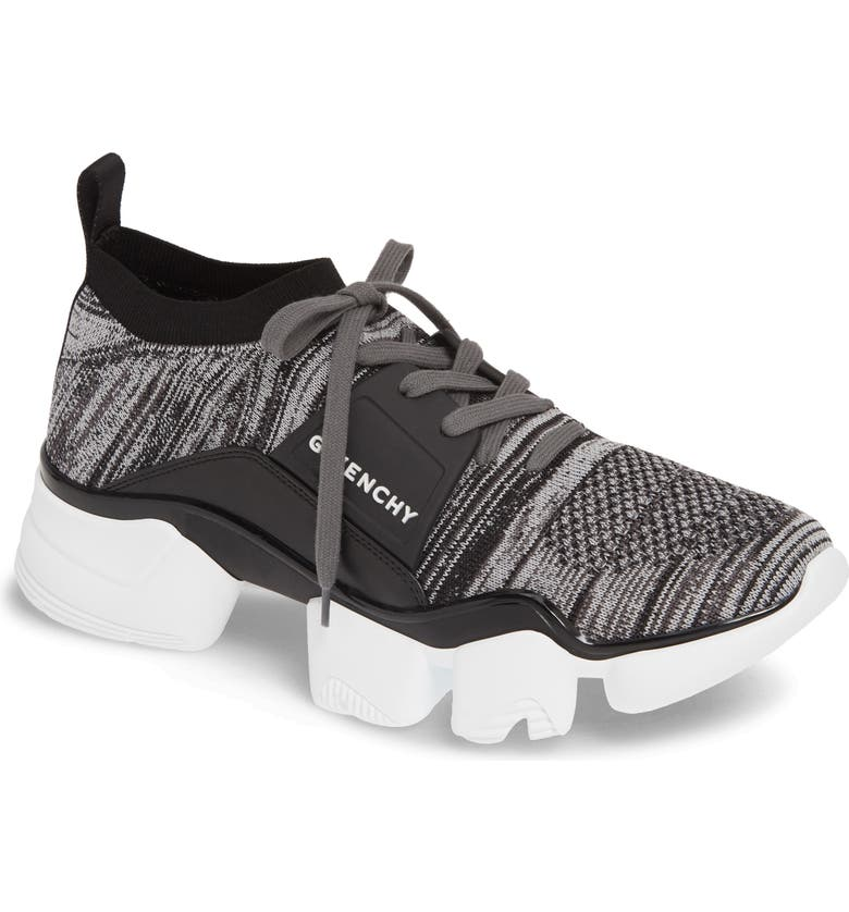 GIVENCHY Jaw Sneaker, Main, color, GREY