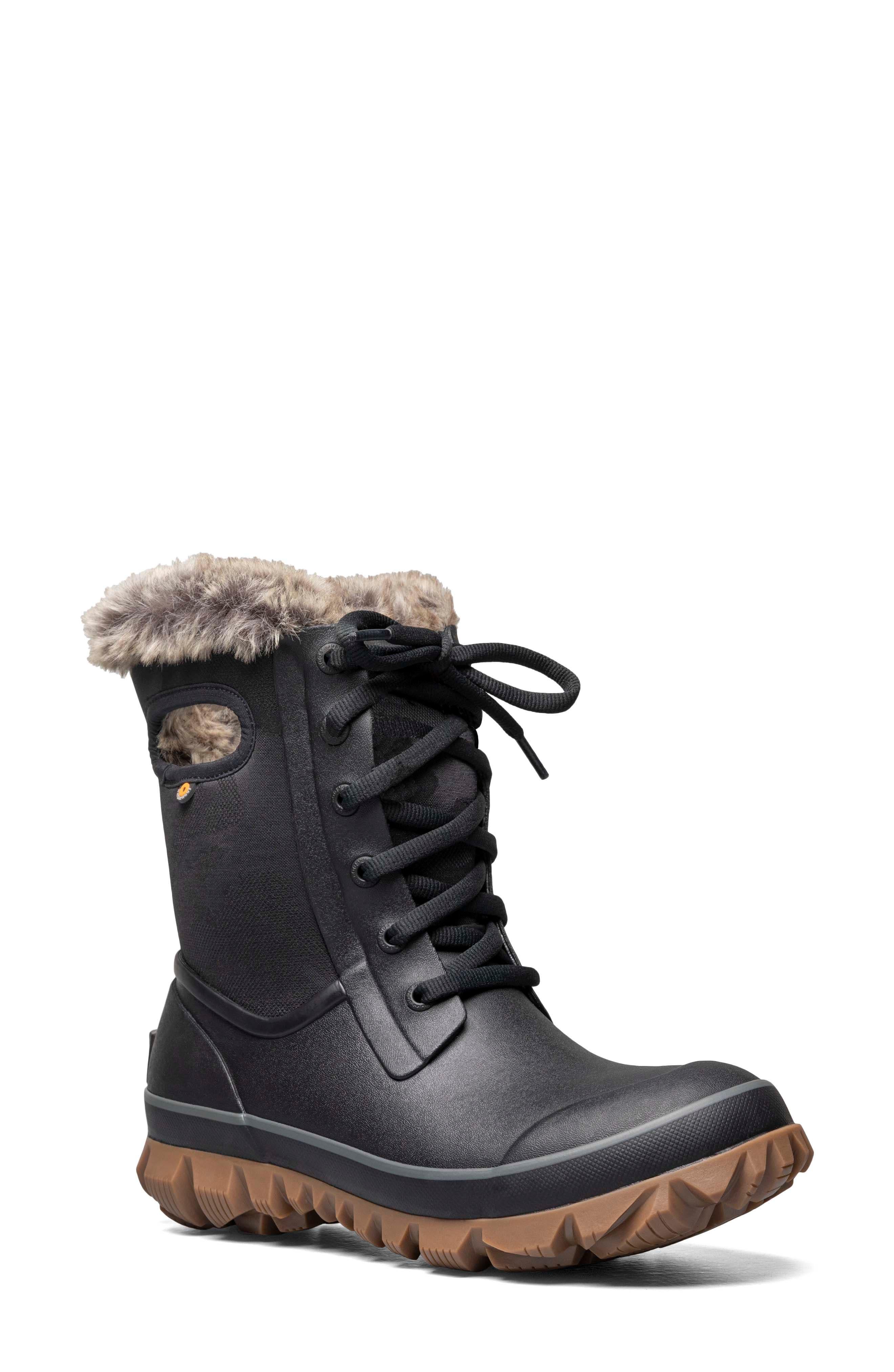 Arcata Insulated Waterproof Snow Boot