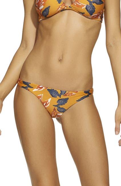Image of ViX Tulum Print Bikini Bottoms