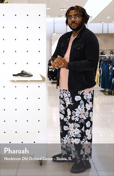 Evelan Chain Loafer Mule, sales video thumbnail