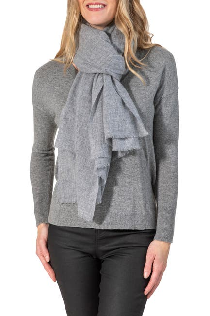 Image of AMICALE Cashmere Light Weight Wrap
