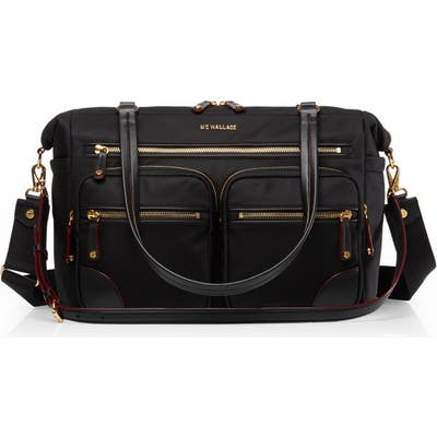 Mz Wallace Tribeca Traveler Bag - Black