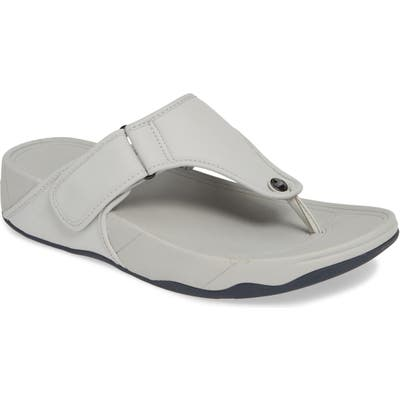 Fitflop Trakk(TM) Ii Sandal, Grey
