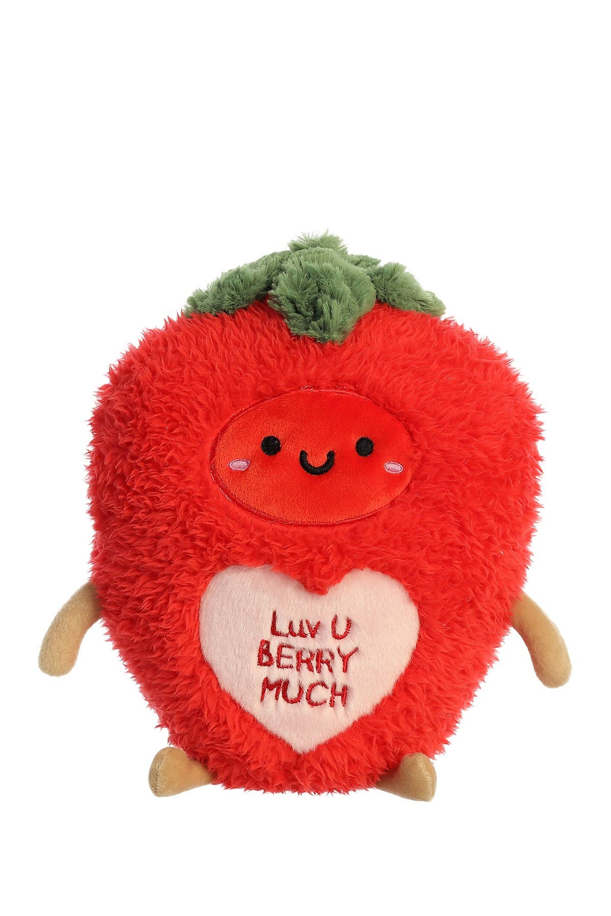 "Image of Aurora World Toys 9"" Strawberry Plush"