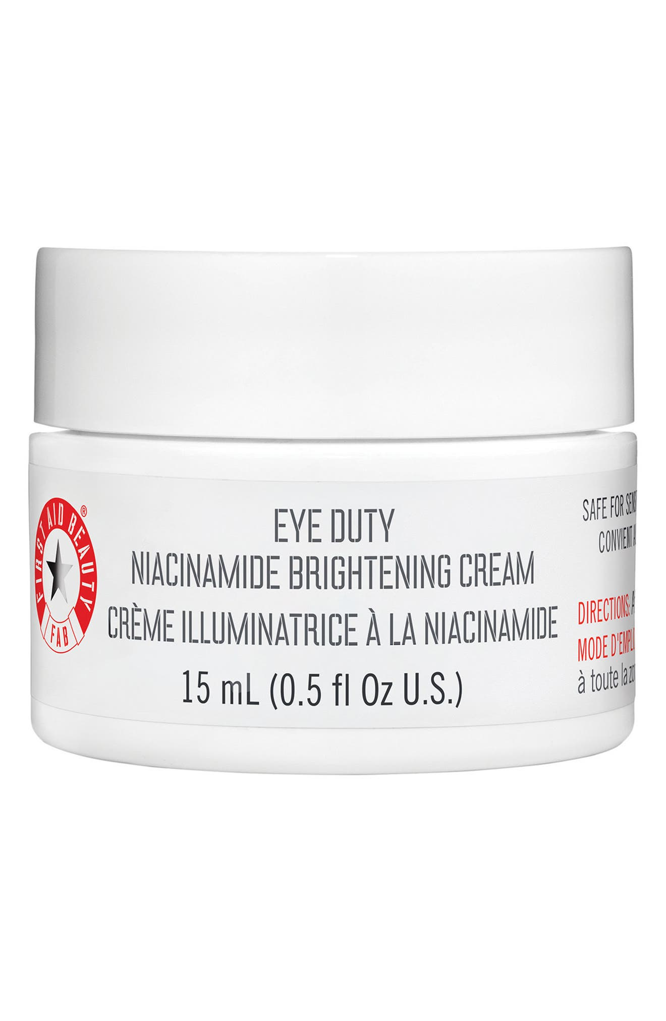 Eye Duty Niacinamide Brightening Cream