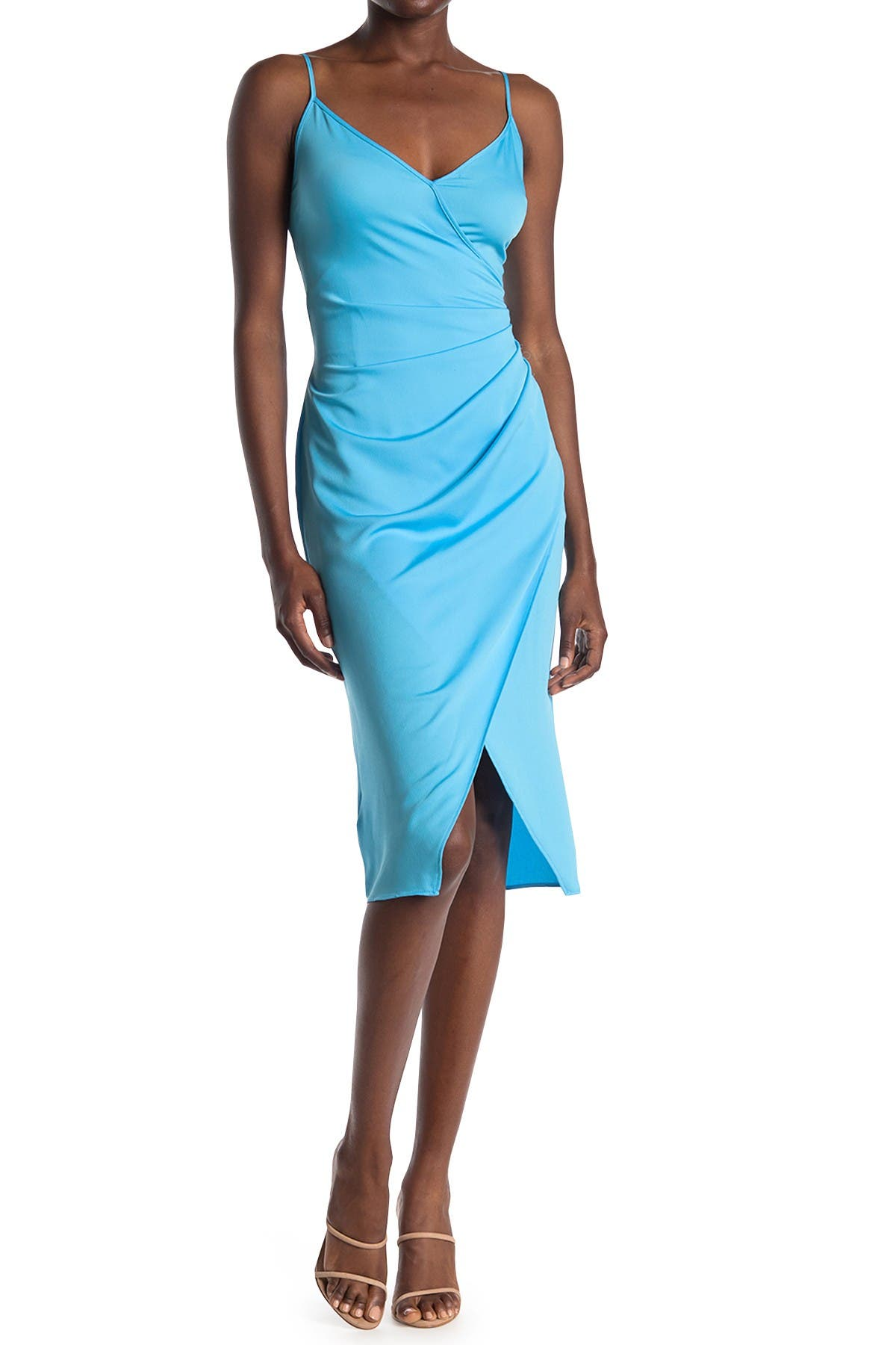 Image of BCBGeneration Asymmetrical Cocktail Dress