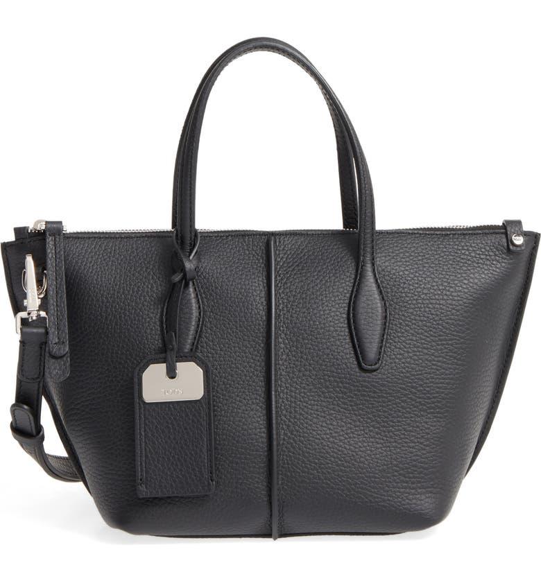 75b062c8a1 Mini Joy Leather Crossbody Bag, Main, color, 001