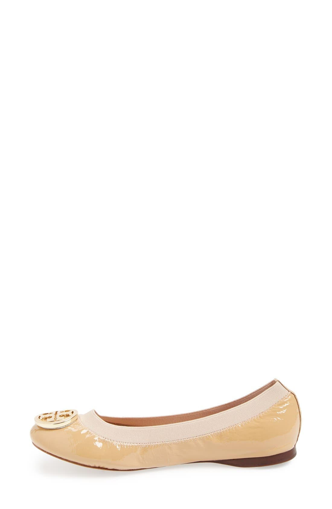 ,                             'Caroline' Ballerina Flat,                             Alternate thumbnail 10, color,                             665